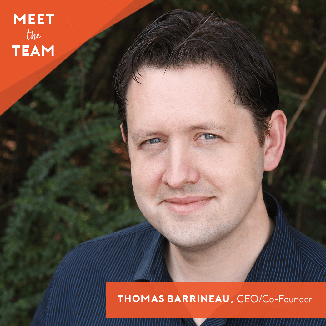 OrderCounter Cloud Hybrid POS- Thomas Barrineau Meet the team