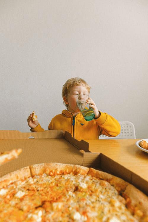 OrderCounter Cloud Hybrid POS Child friendly options