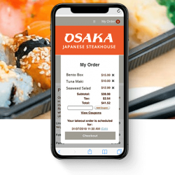 OrderCounter POS Online Ordering