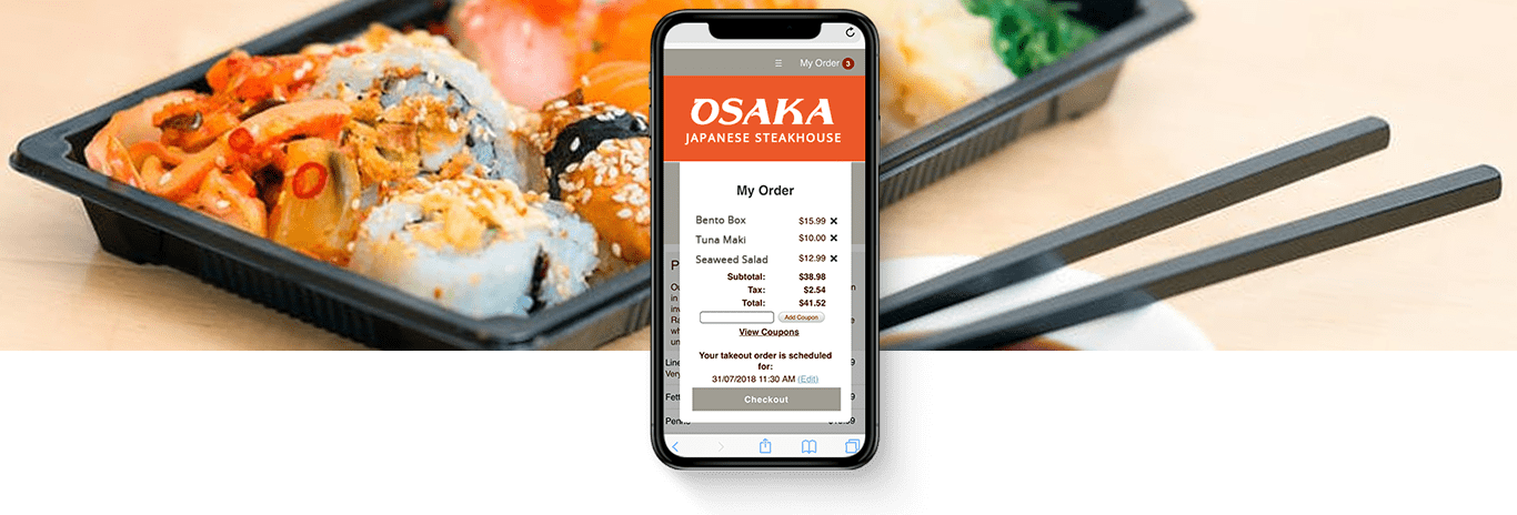 OrderCounter POS Online Ordering