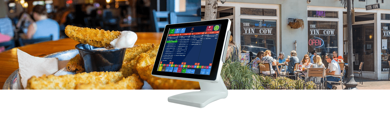 OrderCounter Cloud Hybrid POS- tablet point of sale system- remote reports