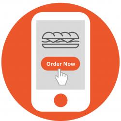 Hybrid Online Ordering