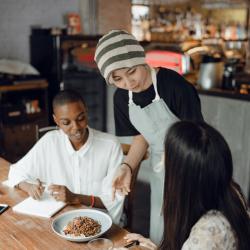 customer service for restaurants hybrid pos